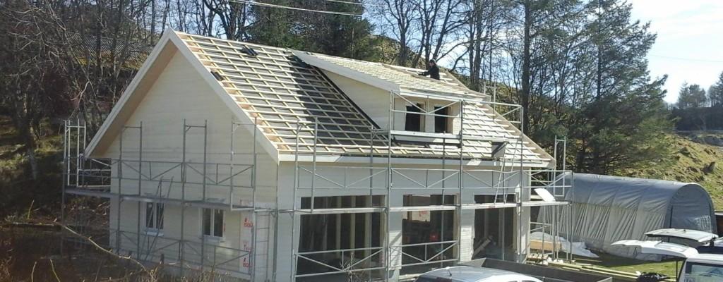 Byggefirma i Rogaland
